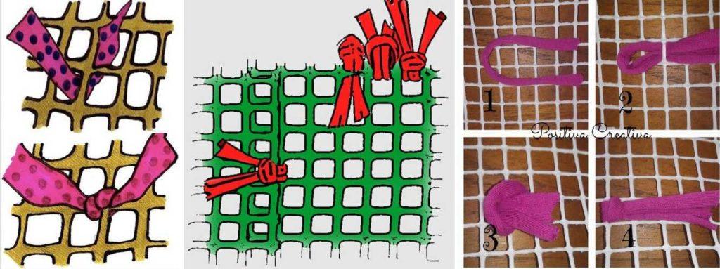 Как делать коврики своими руками из лоскутков