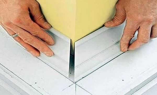 Как состыковать плинтус если угол меньше или больше чем 90 градусов
