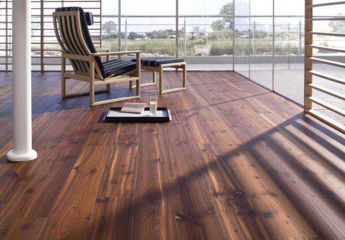 Деревянный пол в квартире можно сделать своими руками