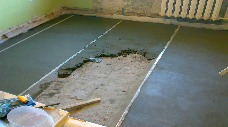 Выравнивание бетон параметры марки бетона