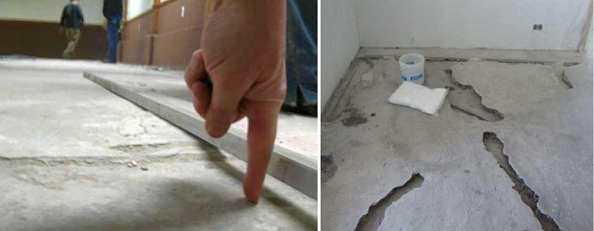 Чем выровнять бетон приготовление строительных растворов строительство