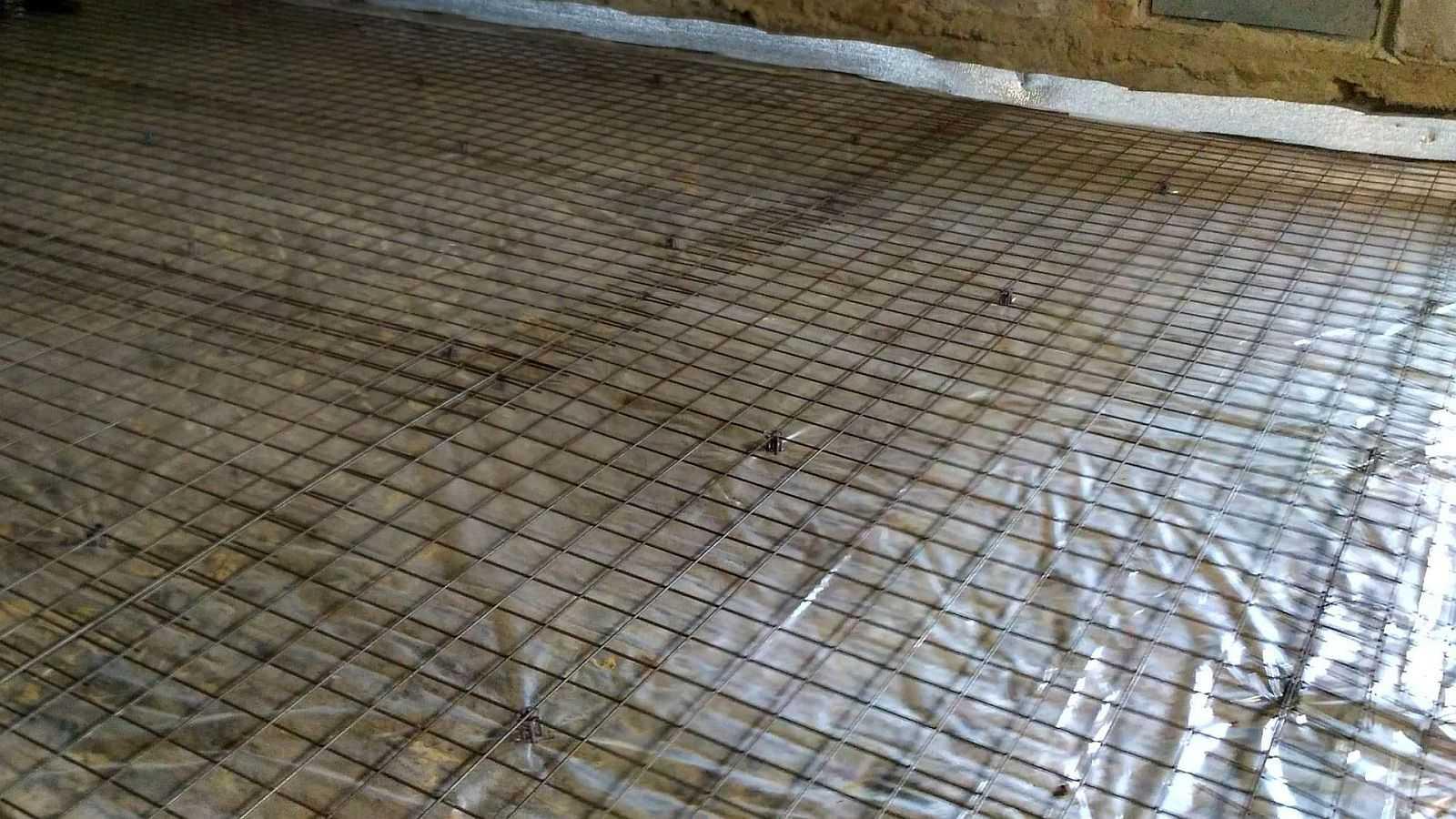 микроармирование бетона