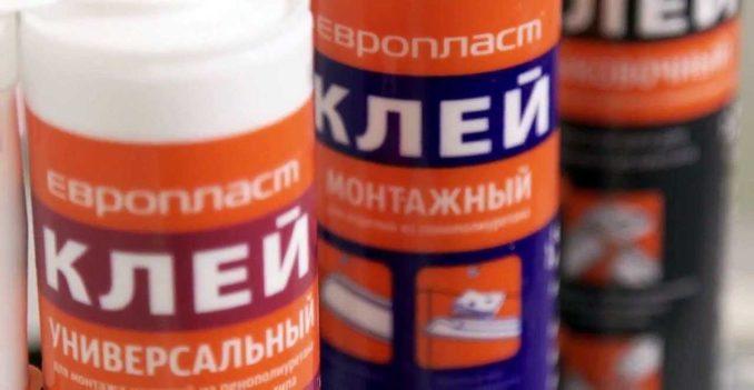 Клей для полиуретановых плинтусов или на что крепить плинтус на пол из полиуретана