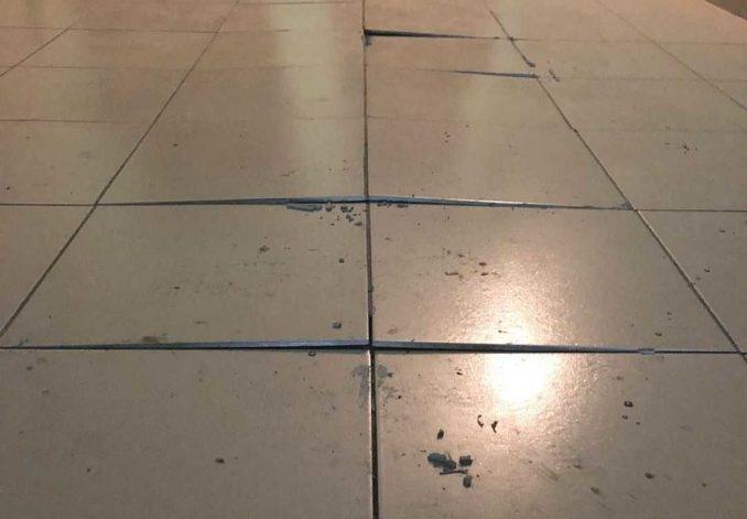 Почему отошла/поднялась/расшаталась плитка на полу? На этот вопрос надо ответить до того как начинать восстановление