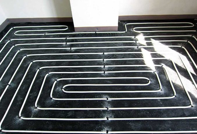 Как правильно сделать теплый пол: гидроизоляционный материал важен
