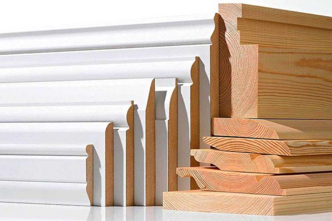 Как подобрать плинтус по размеру? Зависит от пропорций помещения и того, насколько вы хотите чтобы он выделялся