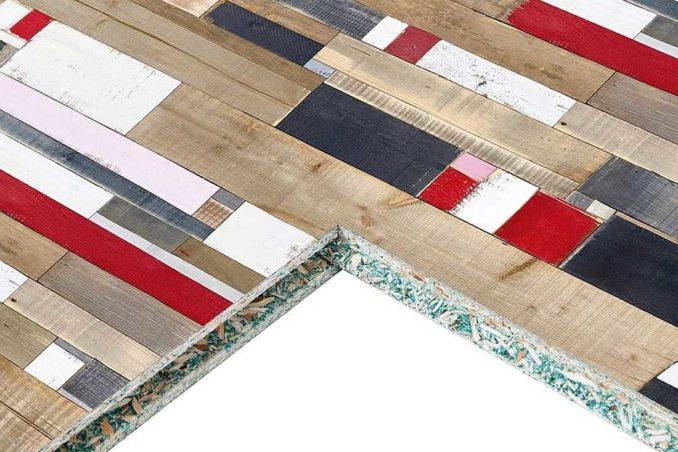 ЛВДСПШ - это все та же влагостойкая стружечная плита с декоративным покрытием