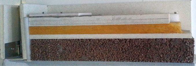 Для уменьшения гулкости покрытия между листами ГВЛ можно уложить звукоизоляционные маты