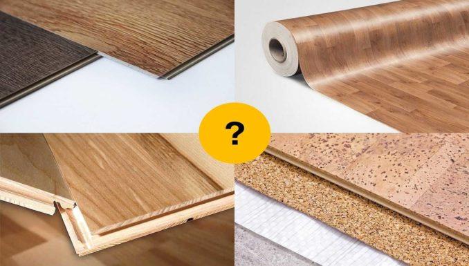 Выбор напольного покрытия для дома или квартиры - не самое простое занятие