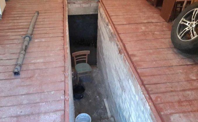 Деревянный пол в гараже с ямой. Есть свои нюансы