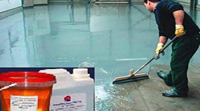 Не думайте, что сделать эоксидный наливной пол своими руками просто. Есть масса сложных моментов