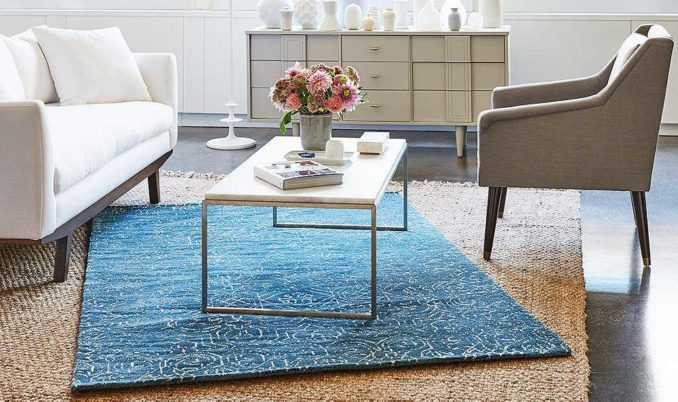 Ковер на ковре - новое направление, которое позволяет утеплиться на зиму без тотальных перемен или больших затрат