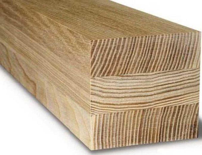 Вот так должна быть направлена древесина - годовые кольца смотрят в разные стороны