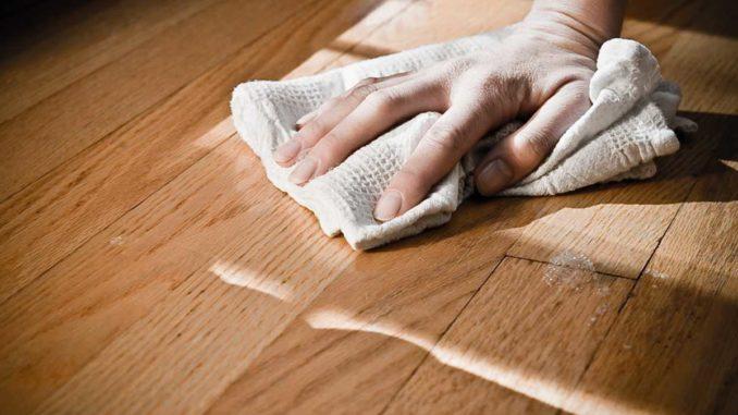 Как реставрировать ламинат своими руками