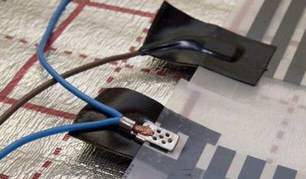 Как подключать провода к инфракрасной пленке