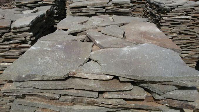 Каменные плиты для укладки на пол в доме, квартире и на улице