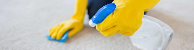 Ккак почистить ковролин в домашних условиях: средства и способы