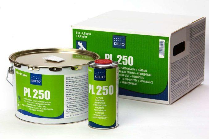 ДВухкомпонентный полимерный клей для керамогранита: хорошо, Но дорого