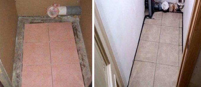 Как выложить плитку в туалете: распространенные ошибки