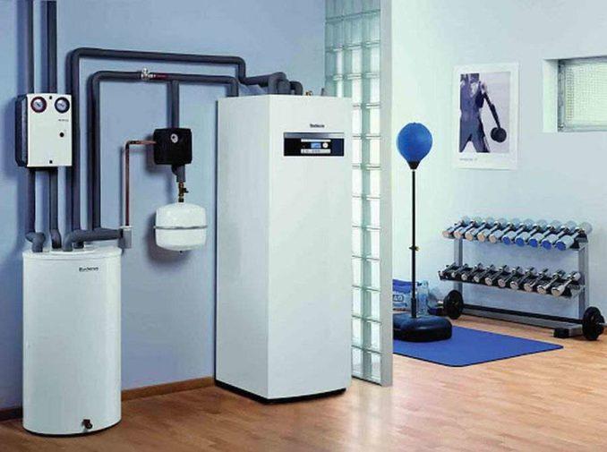 Совмещенной или комбинированной системой отопления могут называть если используют два (или больше) котла разного типа